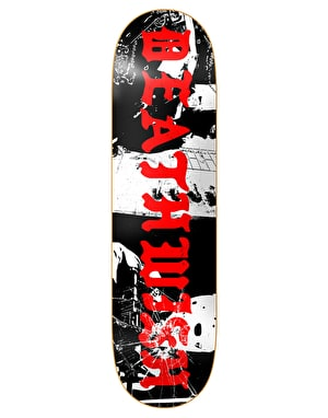 Deathwish Deadly Intent Team Deck - 8.25