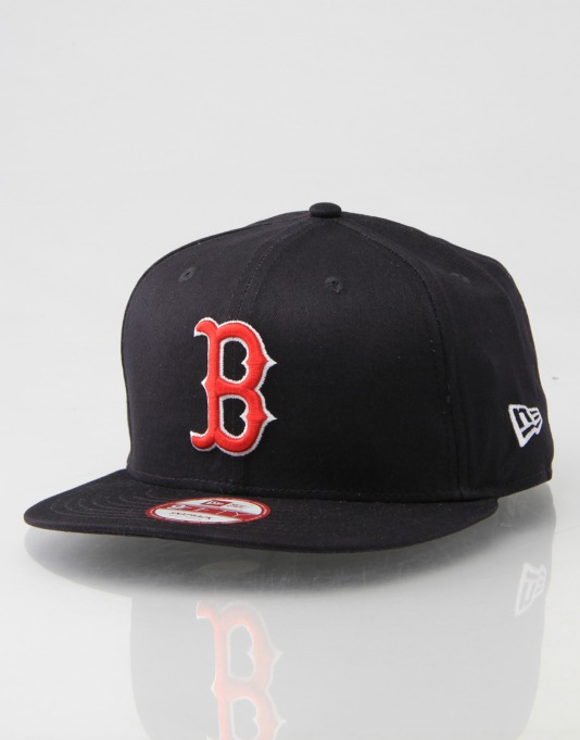 New Era MLB Boston Red Sox Snapback Cap