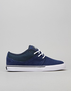 Globe Mahalo Skate Shoes - Blue/Dark Blue