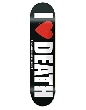 Death I Heart Death Team Deck - 8
