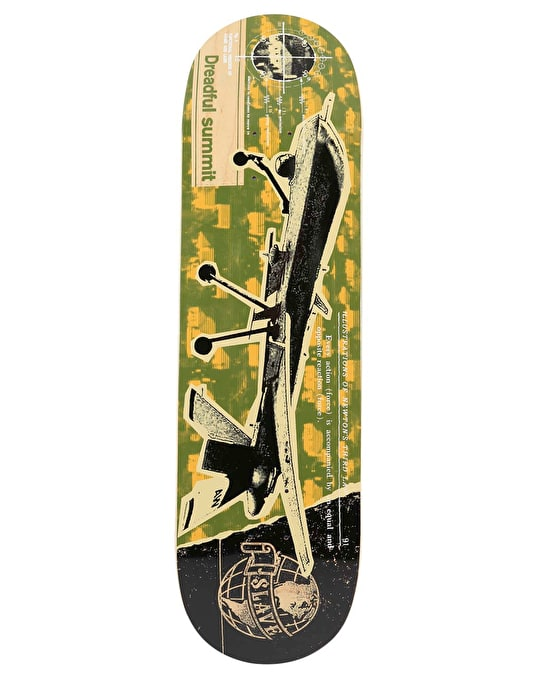 $lave Social Science Team Deck - 8.5""