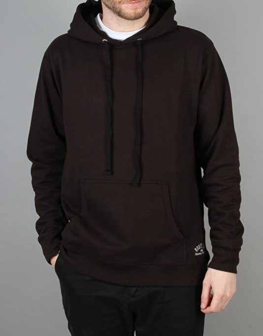 Route One Basic Pullover Hood - Black