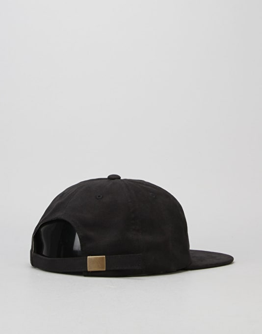 Santa Cruz Origin 6 Panel Cap - Black