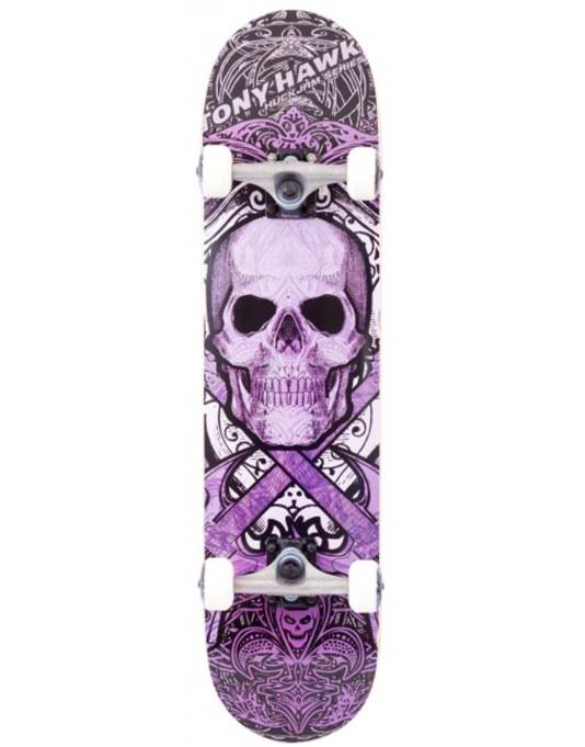 Tony Hawk Huckjam Purple Haze Complete - 7.5""