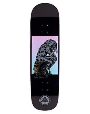 Welcome Sanchez Crinker on Niburu Pro Deck - 8.75
