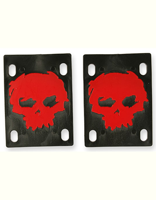 Zero Blood Skull Riser Pads (Pair)
