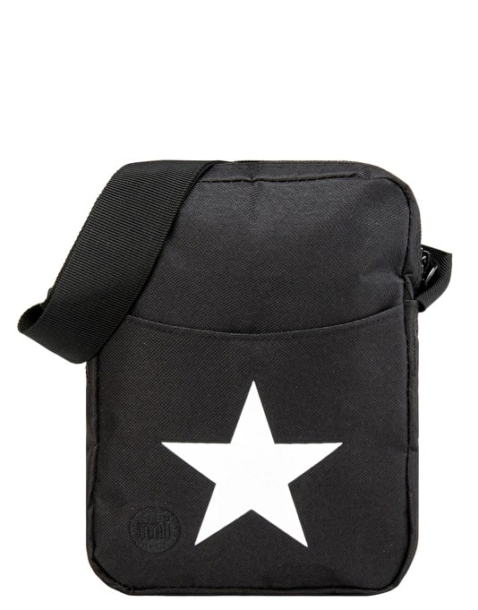 Mi-Pac Stars Flight Bag - Black