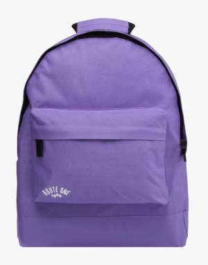 Route One Backpack - Purple