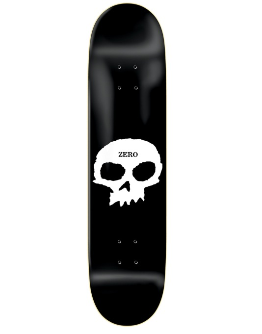 Zero Single Skull Team Deck - 8.25""