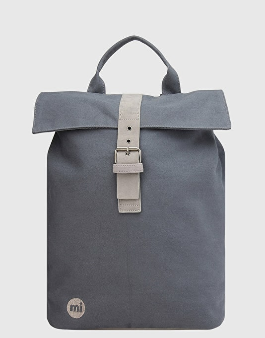 Mi-Pac Canvas Day Pack - Charcoal