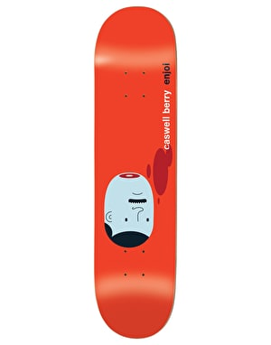 Enjoi x Jim Houser Berry Pro Deck - 8.25