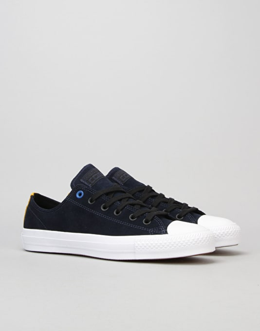 Converse CTAS Pro (90's Colour) Skate Shoes - Obsidian/Black/White