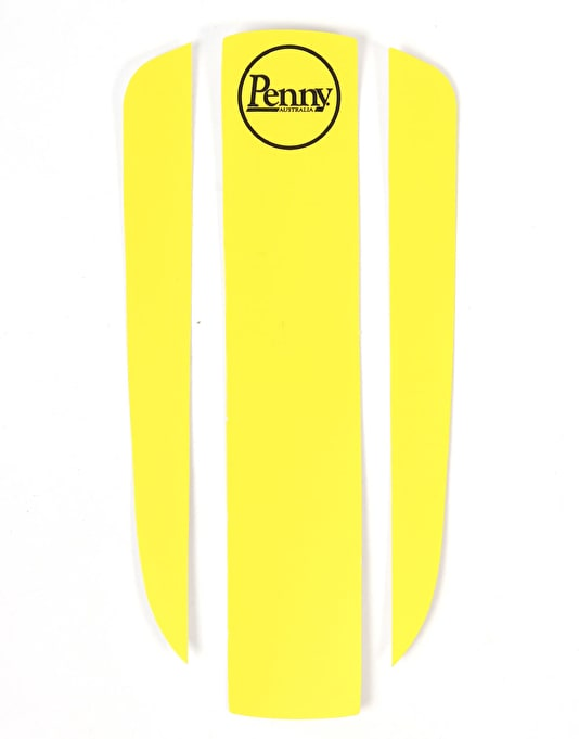 "Penny Underside 27"" Sticker Set - Yellow"