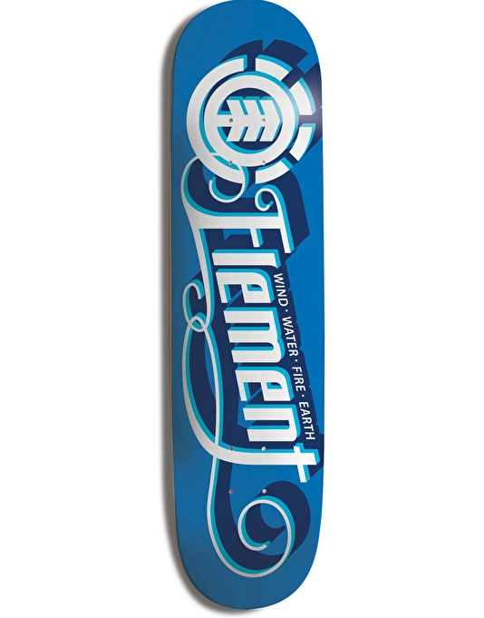 Element Flourish Thriftwood Team Deck - 8""