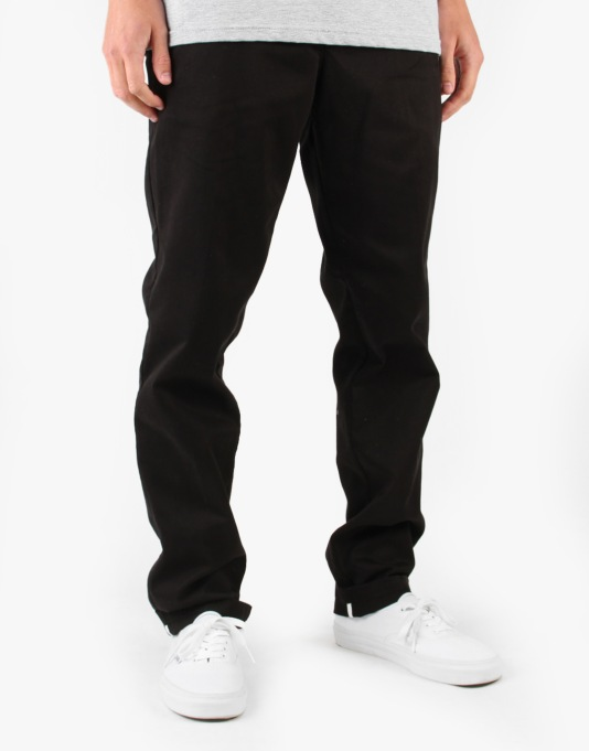 Dickies C182 Tapered Slim Pants - Black