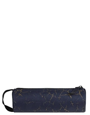 Mi-Pac Pencil Case - Cracked Navy/Gold