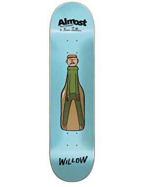 Almost x Jean Jullien Willlow Pro Deck - 7.75