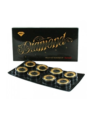 Diamond Hella Fast Bearings - Abec 5