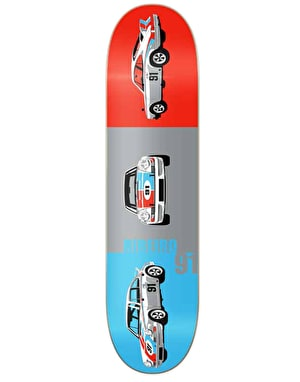 Primitive Skateboarding Ribeiro Rally Pro Deck - 8.25