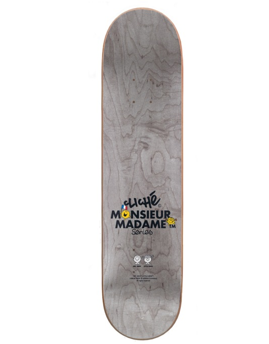 Cliché x Mr. Men Espinoza Monsieur Madame Pro Deck - 8.125""