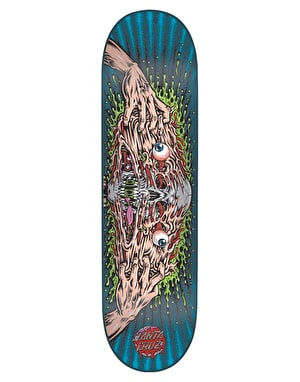 Santa Cruz Face Melter Team Deck - 8.125