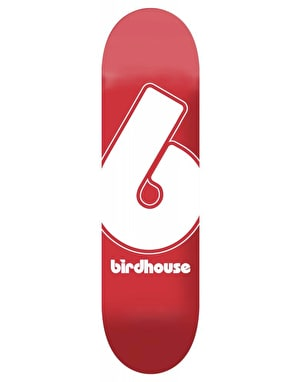 Birdhouse Giant B Logo Team Deck - 8