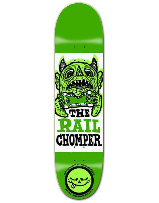 Roger Rail Chomper Team Deck - 8.5""
