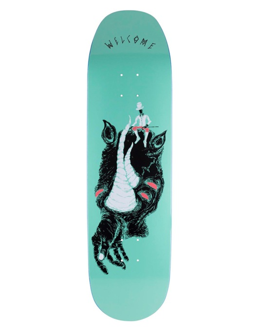 Welcome Dandy in The Underworld on Baculus Team Deck - 8.75""