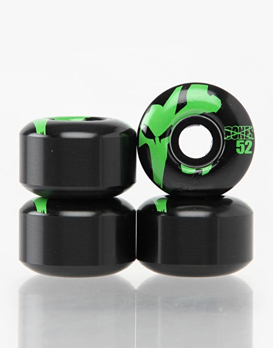 Bones Icon 100s Team Wheel - 52mm