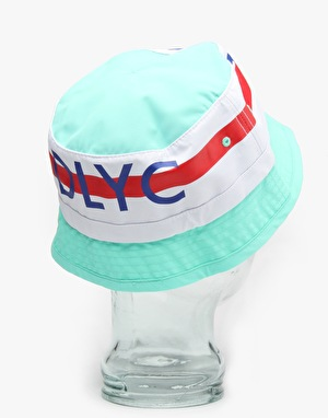 Diamond Supply Co. DLYC Bucket Hat - Navy/Red/Diamond Blue