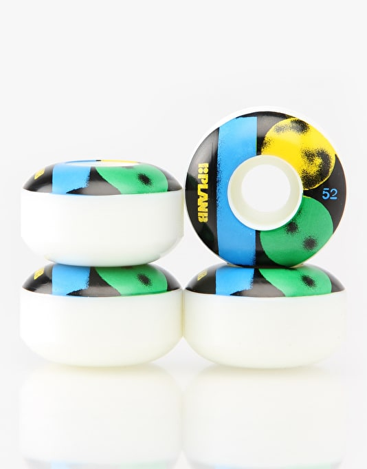 Plan B Stencil Team Wheels - 52mm