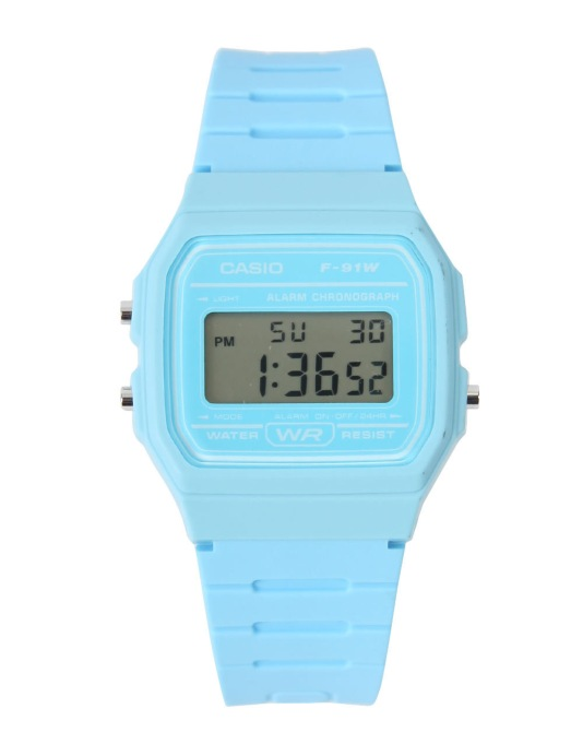 Casio Retro F91 WC Watch