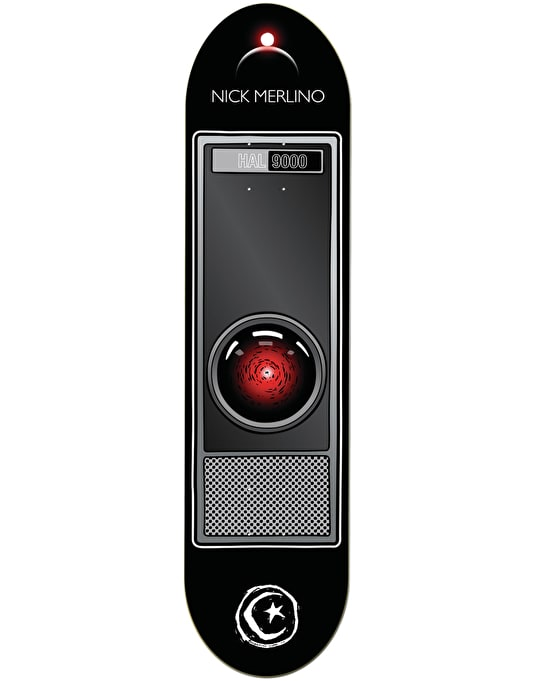 Foundation Merlino 2001 Pro Deck - 8.25""