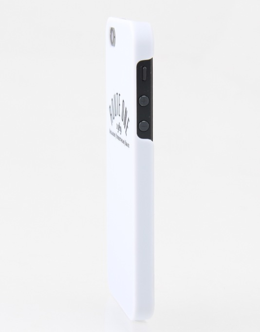 Route One iPhone 5 Hardcase - White