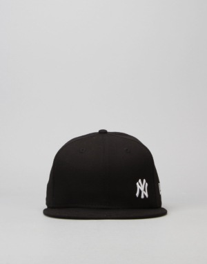 New Era 9Fifty MLB New York Yankees Flawless Snapback Cap - Black