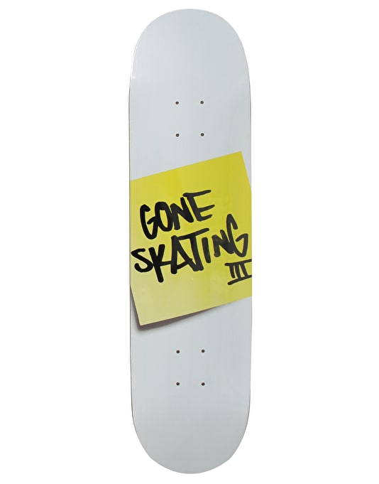 A Third Foot Post It Team Deck - 7.75""