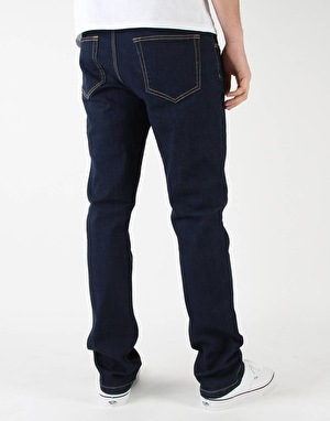 Route One Slim Denim Jeans - Indigo