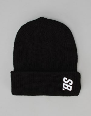 Nike SB Surplus Beanie - Black/White