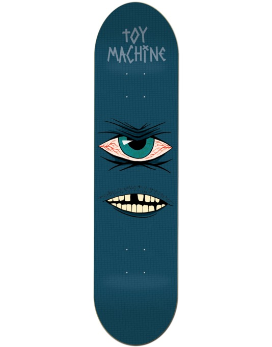 Toy Machine Toothless Team Deck - 8.25""