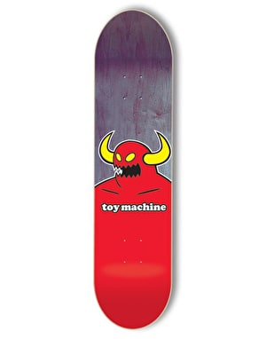 Toy Machine Monster Team Deck - 7.75