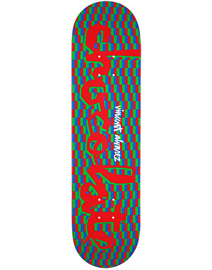 Chocolate x Lakai Alvarez The Flare Pro Deck - 8