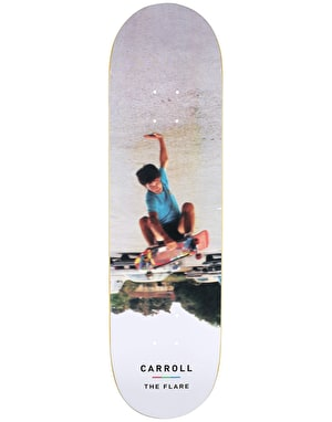 Girl x Lakai Carroll The Flare Pro Deck - 8.375