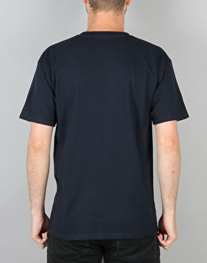Diamond Supply Co. Simplicity Arch T-Shirt - Navy