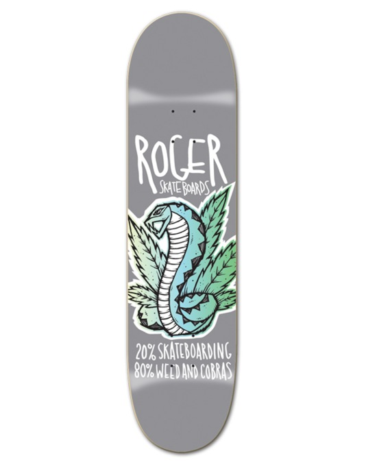 Roger Weed And Cobras Team Deck - 8.25""