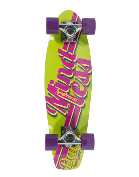 "Mindless Daily  Cruiser - 7"" x 24"""