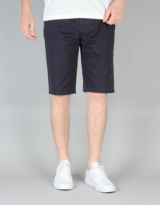Element Howland Walk Shorts - Eclipse Navy
