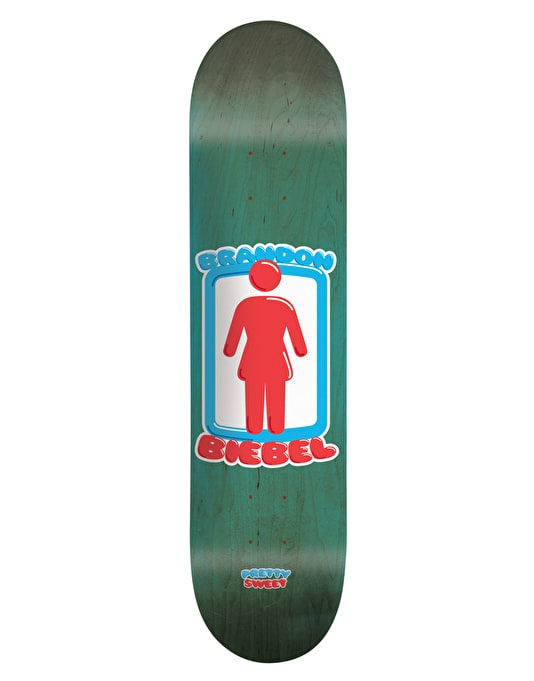 Girl Biebel Pretty Sweet Pro Deck - 7.875""