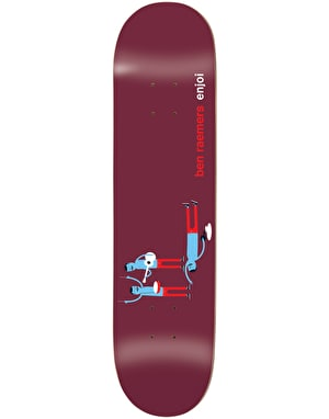 Enjoi x Jim Houser Raemers Pro Deck - 8.25