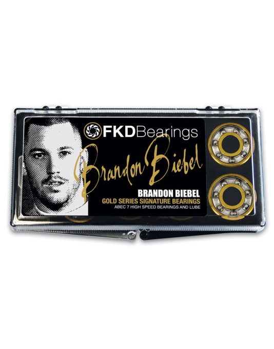 FKD Biebel Gold Series ABEC 7 Pro Bearings