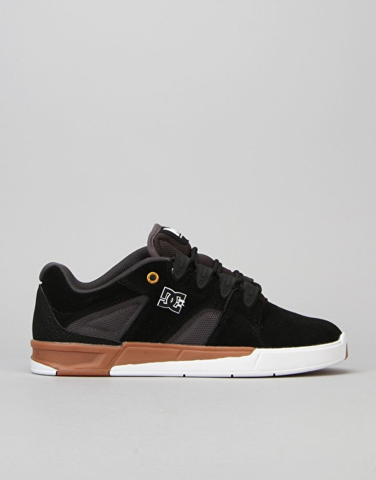 DC Maddo Skate Shoes - Black/Gum
